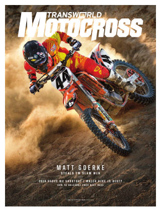 TransWorld Motorcross December 2013