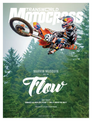 TransWorld Motorcross October 2013