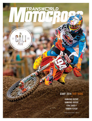 TransWorld Motorcross September 2013