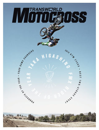 TransWorld Motorcross January 2014