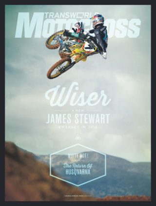 TransWorld Motorcross April 2014
