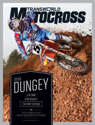 TransWorld Motorcross May 2014