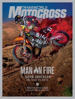 TransWorld Motorcross June 2014