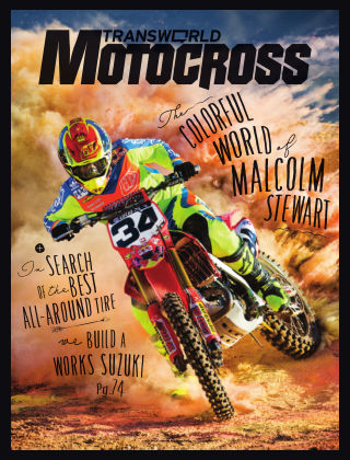 TransWorld Motorcross August 2014