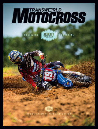 TransWorld Motorcross September 2014
