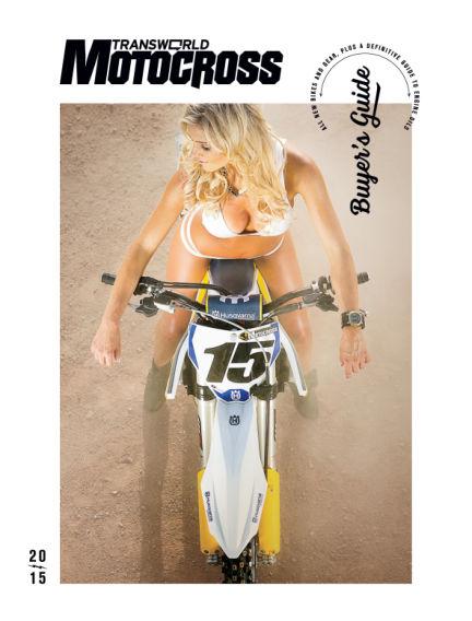TransWorld Motorcross October 10, 2014 00:00