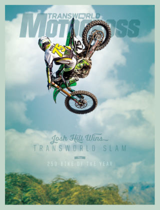 TransWorld Motorcross December 2014