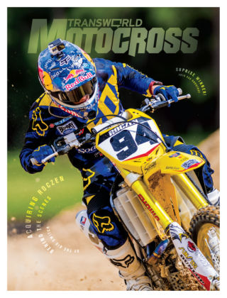 TransWorld Motorcross January 2015