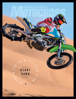 TransWorld Motorcross March 2015