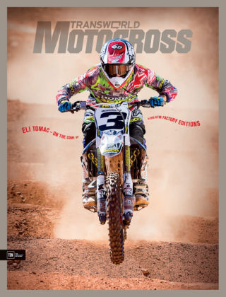 TransWorld Motorcross May 2015