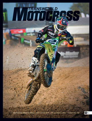 TransWorld Motorcross June 2015