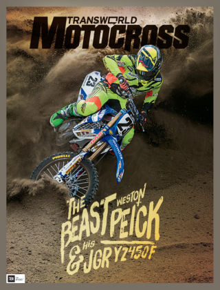 TransWorld Motorcross August 2015