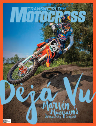 TransWorld Motorcross October 2015