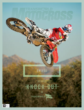 TransWorld Motorcross Dec 2015