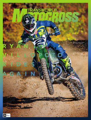 TransWorld Motorcross Jan 2016