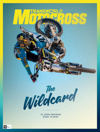 TransWorld Motorcross Feb 2016