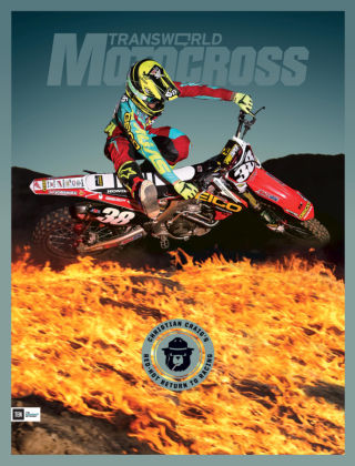 TransWorld Motorcross May 2016