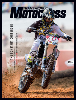 TransWorld Motorcross Jun 2016