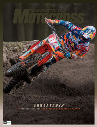 TransWorld Motorcross Jul 2016