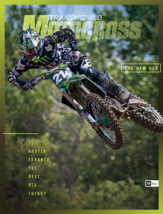 TransWorld Motorcross Aug 2016