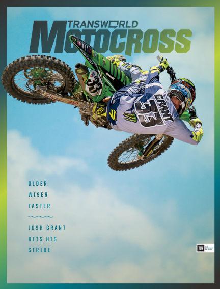 TransWorld Motorcross August 12, 2016 00:00