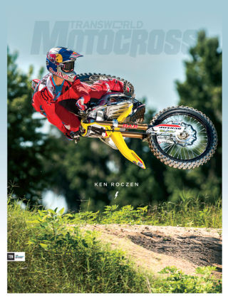 TransWorld Motorcross Oct 2016