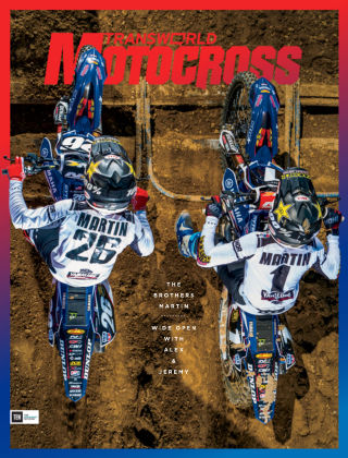 TransWorld Motorcross Nov 2016