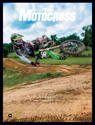 TransWorld Motorcross Oct 2017