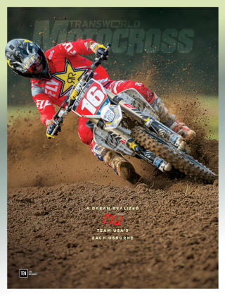 TransWorld Motorcross Dec 2017