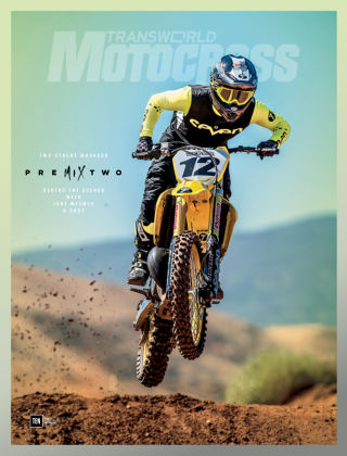 TransWorld Motorcross Jan 2018