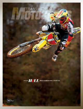 TransWorld Motorcross Feb 2018