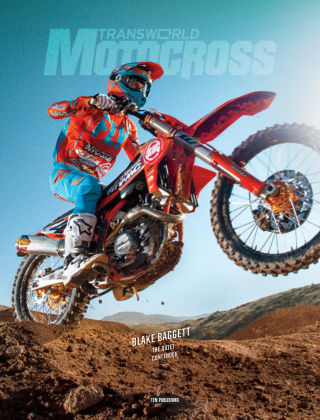 TransWorld Motorcross Mar 2018