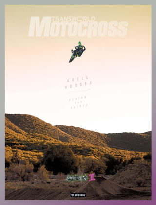 TransWorld Motorcross Apr 2018