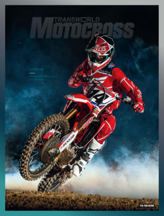 TransWorld Motorcross May 2018