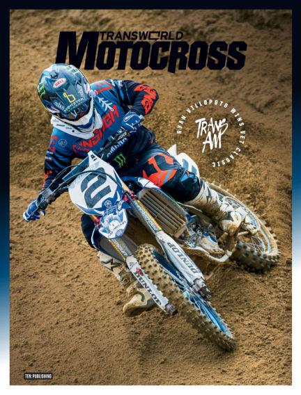 TransWorld Motorcross May 11, 2018 00:00