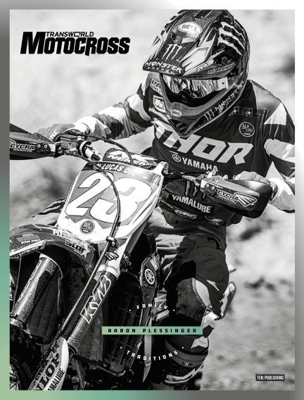 TransWorld Motorcross September 07, 2018 00:00
