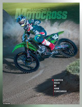 TransWorld Motorcross Dec 2018