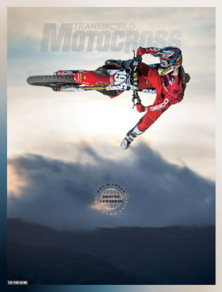 TransWorld Motorcross Feb 2019