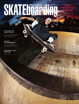 Transworld Skateboarding November 2013