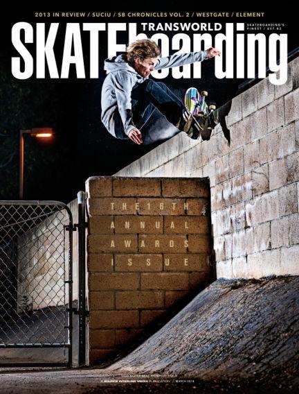 Transworld Skateboarding February 14, 2014 00:00