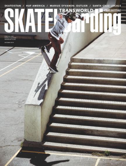 Transworld Skateboarding September 12, 2014 00:00