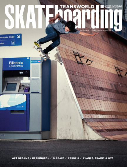Transworld Skateboarding November 07, 2014 00:00