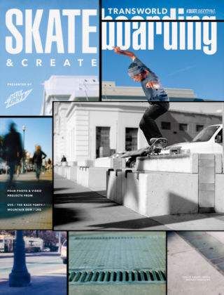 Transworld Skateboarding February 2015