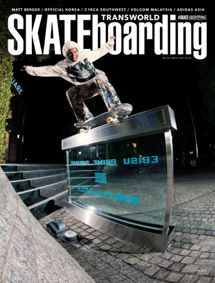 Transworld Skateboarding March 13, 2015 00:00