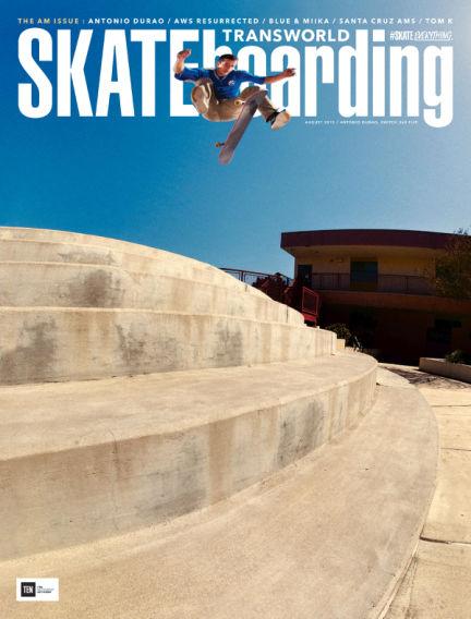 Transworld Skateboarding July 03, 2015 00:00