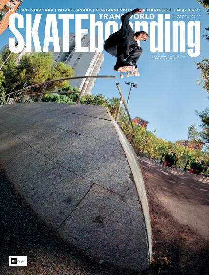 Transworld Skateboarding December 18, 2015 00:00