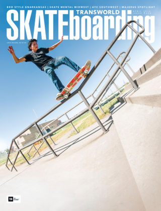 Transworld Skateboarding Apr 2016