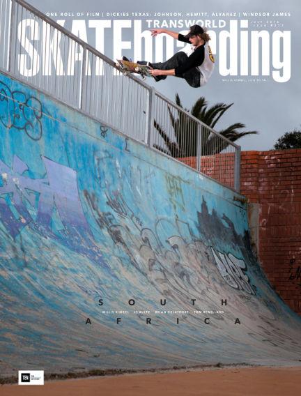 Transworld Skateboarding June 03, 2016 00:00