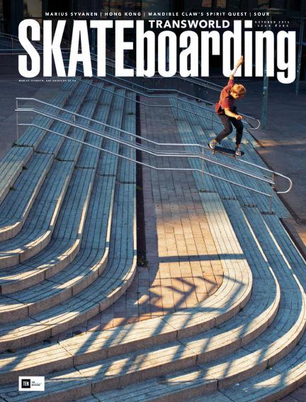 Transworld Skateboarding September 09, 2016 00:00