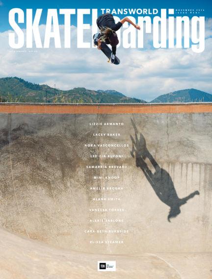 Transworld Skateboarding October 14, 2016 00:00